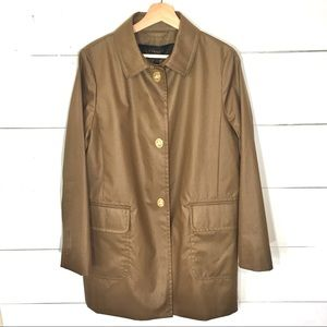 Authentic COACH Turn Lock Walking Coat MEDIUM NEW